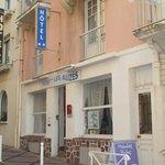 """Hôtel """" les Alizés"""" biarritz"""