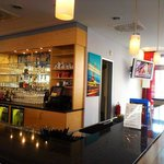 Meet with friends at our Lobby bar