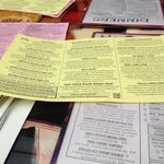 Large menu(s)