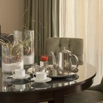 Daily Coffee or Tea Service to your guestroom