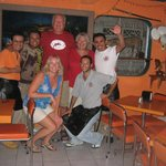 Our Cozumel family!