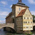 Altes Brückenrathaus Bamberg