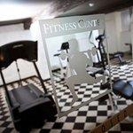 Bruges Hotel Navarra Fitness
