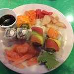 Sushi is awesome!