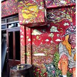 Cool & Crazy Mural
