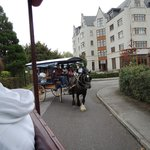 Jaunting Car ride from the Brehon