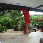 Entrance Garden & Outdoor Seatings