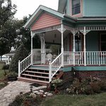 front porch...welcome to your home away from home