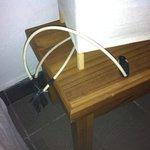 Unsafe electricity