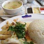 Best chicken rice in London