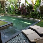 Private Pool & Gardens