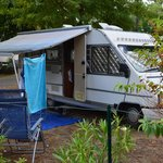 Camping agréable