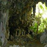 Am Rand der Höhle