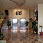 Lobby Hotel Kings' Way Petra