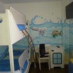 il mare in camera