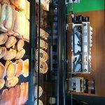 Sandwiches und Snacks