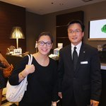 The Best Hotel Manager Ever!