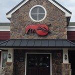 Red lobster entrance