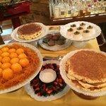 Вкуснейшие десерты 12 Апостолов