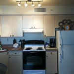 Spacious kitchen and everything you need in Unit 703