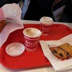 Che bontà!!ottima colazione ed economica!