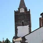 Vista torre do relógio