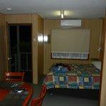 Bed / Main Door