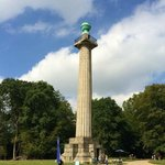 Monument - £2.50 for non National Trust members to climb