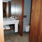 SDB et WC séparé