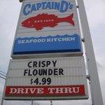 Captain's D's Seafood