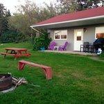 Front of 2 bdrm cottage