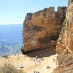 Praia da Batata- пляж Батата