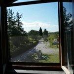 vue depuis la fenêtre