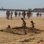 пляж Мея-Прая (Praia da Meia Praia)