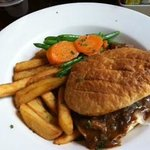 Steak&Ale Pie and Chips