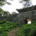 Namhansanseong fortress west wall