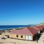 The Lodge is situated 100m from the beach.  Easy access