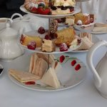 Lovely afternoon tea, very accommodating staff