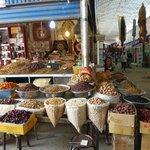 Bazar de Kashgar