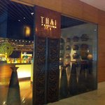 The Thai Pavilion and there are also 2 other restaurants- The Konkan Cafe and Trattoria.