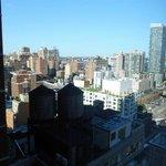Zimmer im 23. Stockwerk