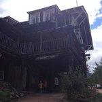 The atmospheric Baldpate Inn