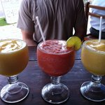 The BEST Margarita's at the Seahorse Restaurant