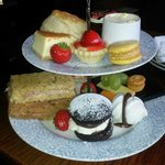 Perfect Afternoon Tea!!
