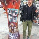 Kit by the Hug Tree