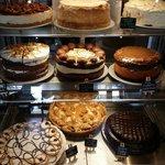 Giant desserts! Yum :-)