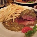 Filetsteak Cafe de Paris
