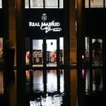 صورة فوتوغرافية لـ Real Madrid Restaurant and Cafe