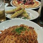 Amazing food ..... best Italian I've had