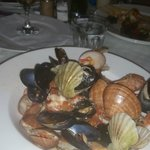 Clams& Mussles mix